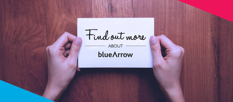 Find out more about Blue Arrow