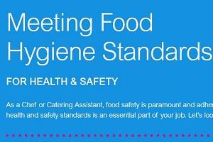 Food Hygiene standards for Health and Safety