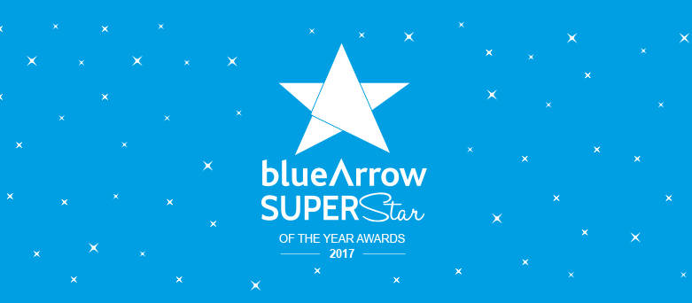 Blue Arrow Superstars of the year