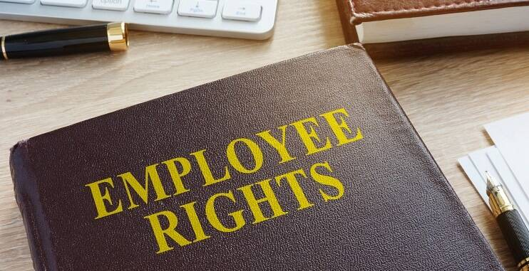 Blue Arrow warehouse blog - employee rights manual