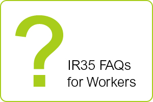 IR35 image for worker FAQ page