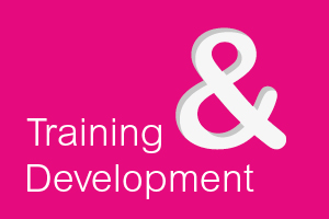 Training  & Development promo