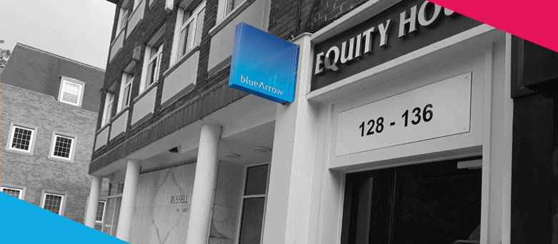 welcome to blue arrow edgware. Black Bedroom Furniture Sets. Home Design Ideas