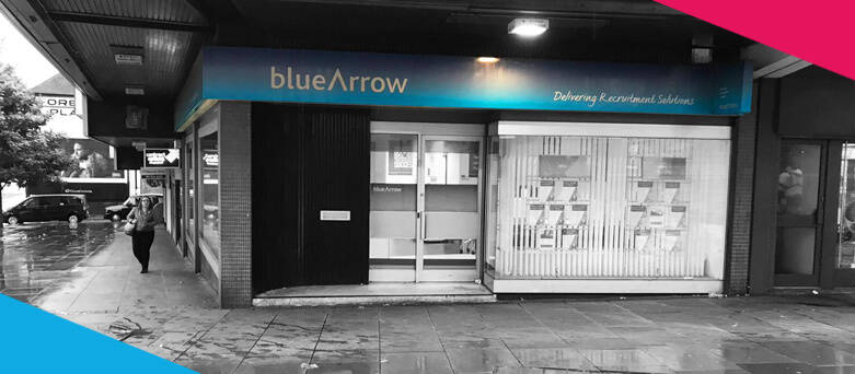 Blue Arrow Coventry Branch on the highstreet, 2 Cross Cheaping