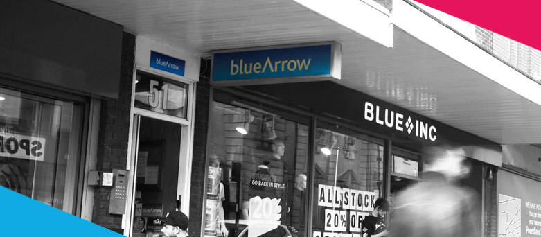 Blue Arrow Northampton, 51-53 Abington Street, Northampton