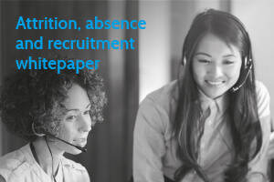 Attrition, Absence and Recruitment Whitepaper - Download Now