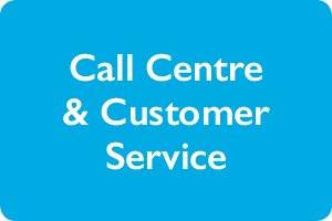 Our Services: Call Centre and Customer Services