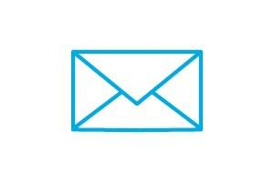 Contact Us: Envelope Icon