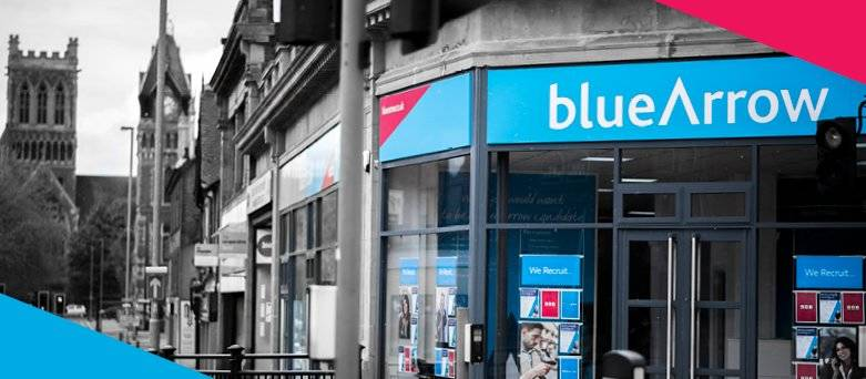 Local Staffing Services: Blue Arrow Flagship High Street Branch