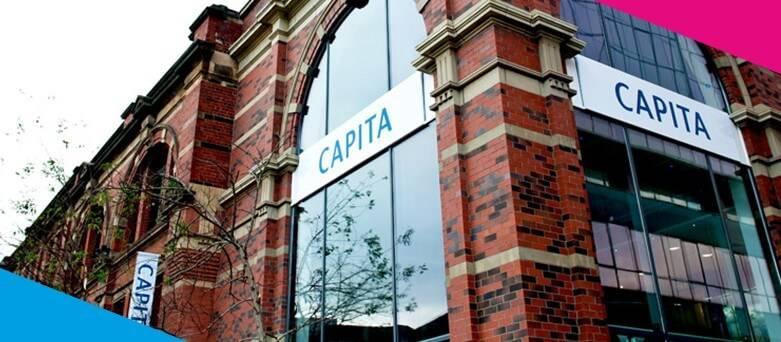 Capita Locations  - Capita Head Office