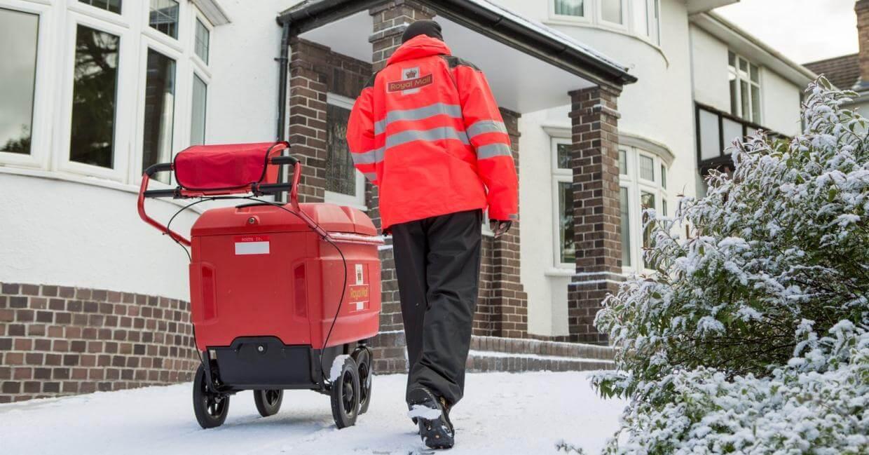 postman  postwoman