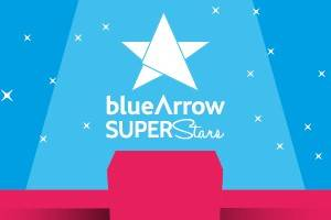 Blue Arrow Superstars