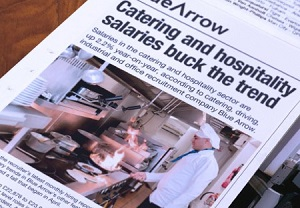 Blue Arrow News  - Newspaper article, Click to view all News